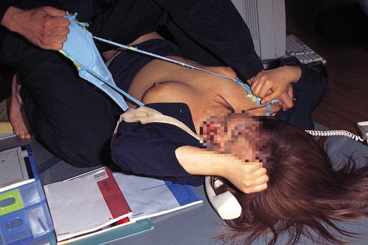 強姦・レイプ画像 48