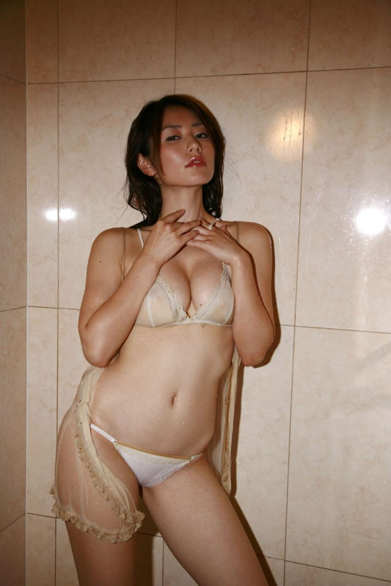 谷桃子 水着コスプレ画像 65