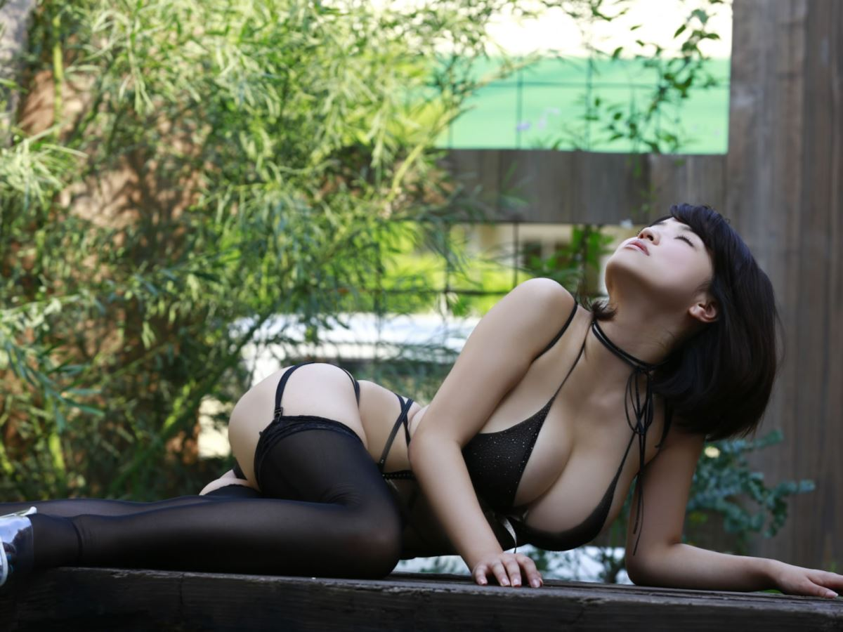 岸明日香 セクシー画像 41