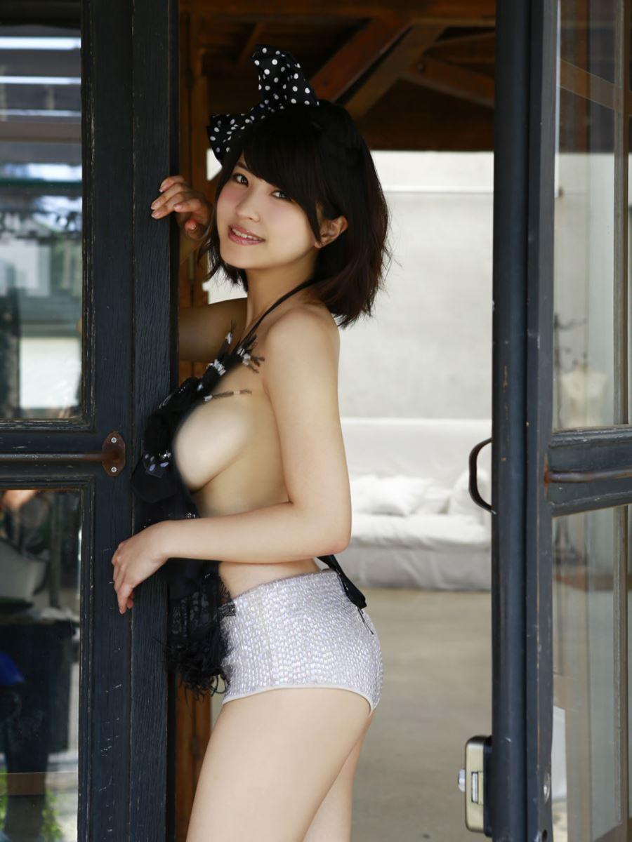 岸明日香 エロ画像 5
