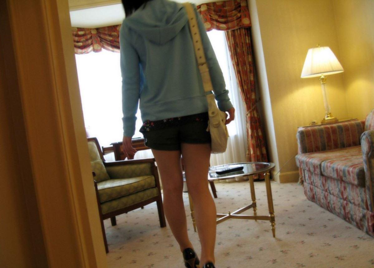 マンズリ大好き女子の素人ハメ撮りエロ画像 8