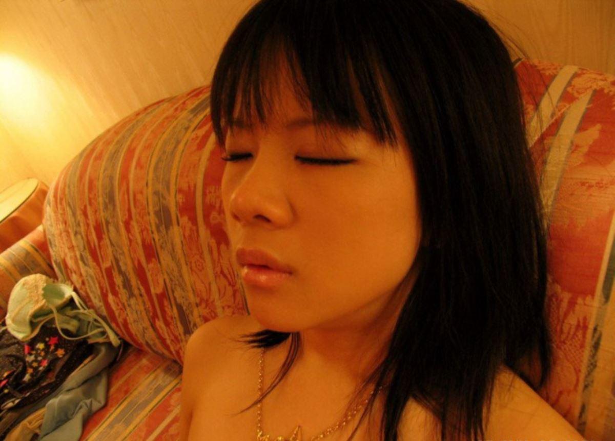 マンズリ大好き女子の素人ハメ撮りエロ画像 23