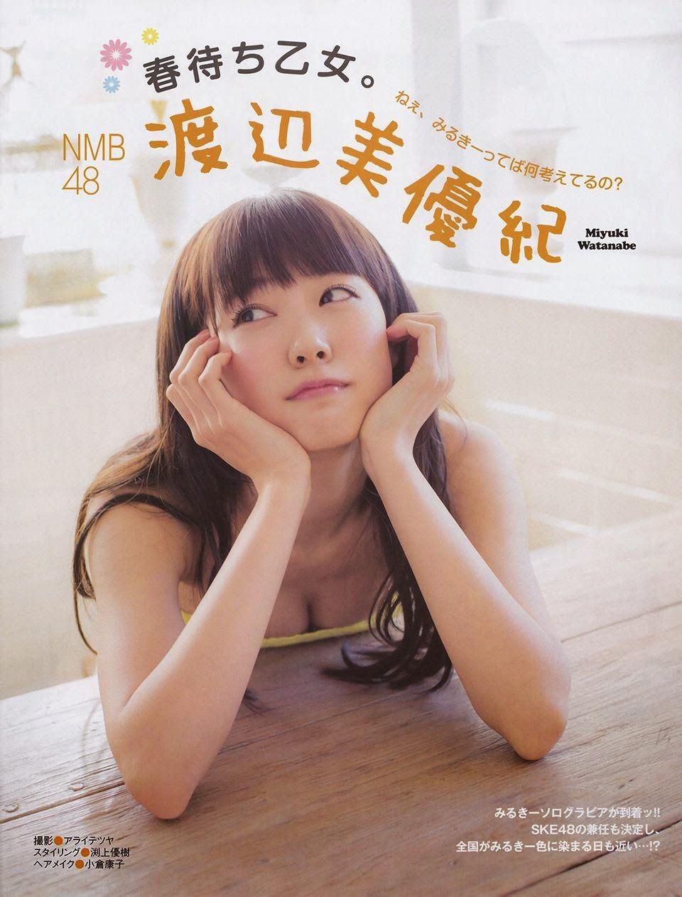 渡辺美優紀 エロ画像 41
