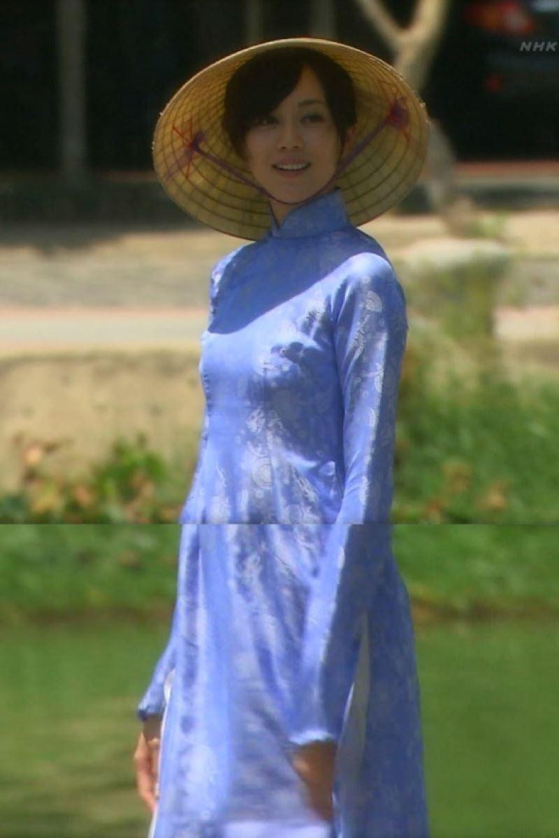 ベトナム民族衣装アオザイ画像 21