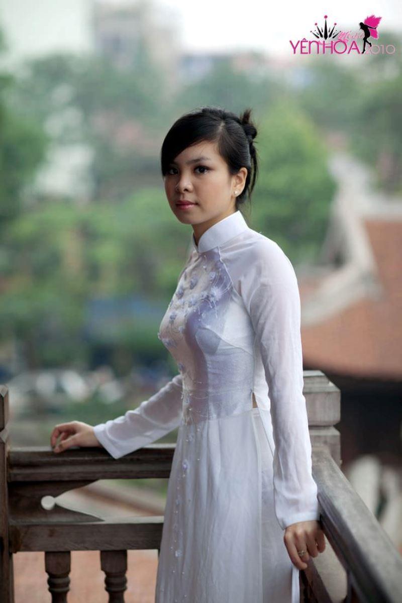 ベトナム民族衣装アオザイ画像 36