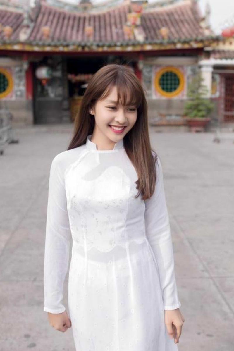ベトナム民族衣装アオザイ画像 48