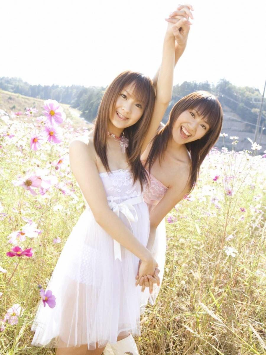 浜田翔子・浜田コウ 姉妹エロ画像 47