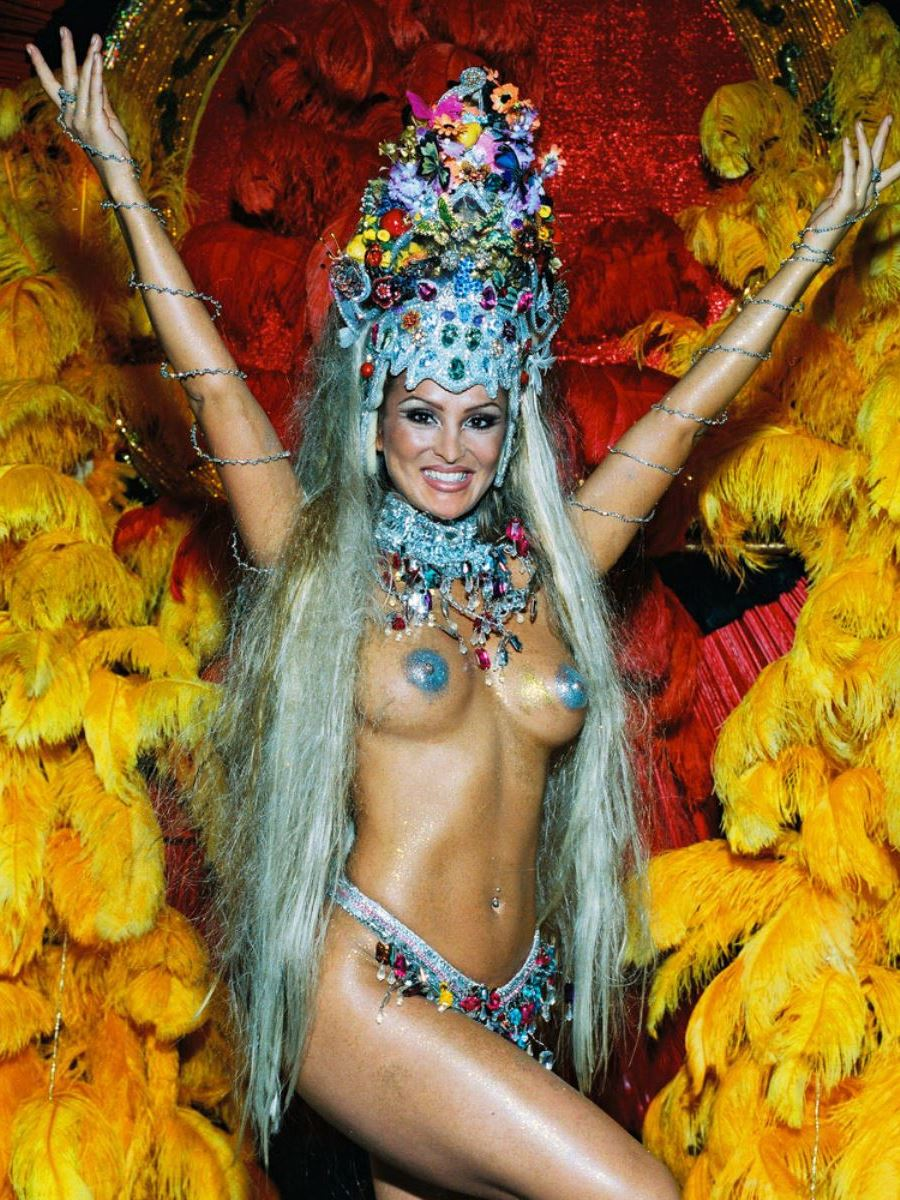 リオのカーニバル画像 4