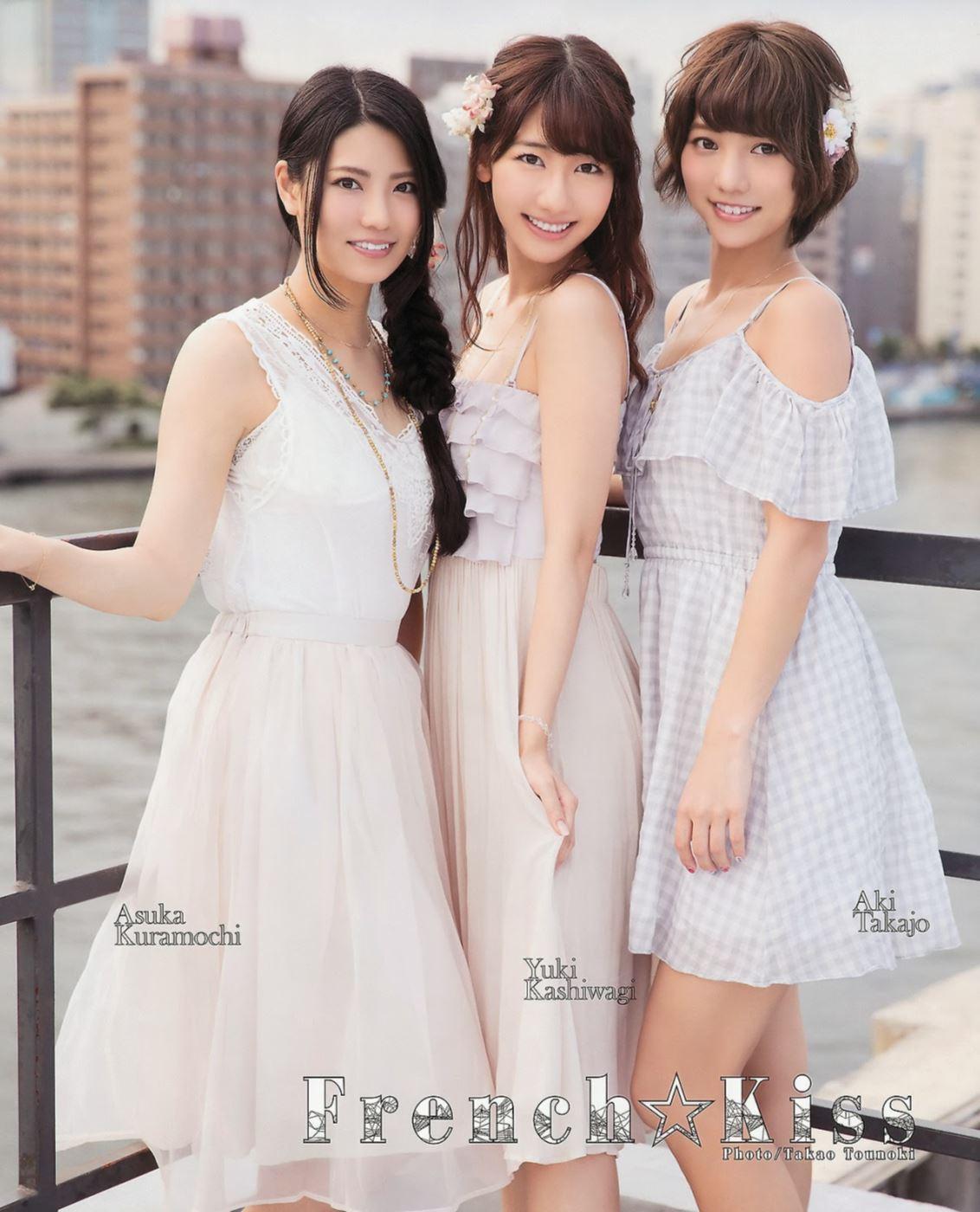 AKBを卒業した倉持明日香と高城亜樹の水着画像 86