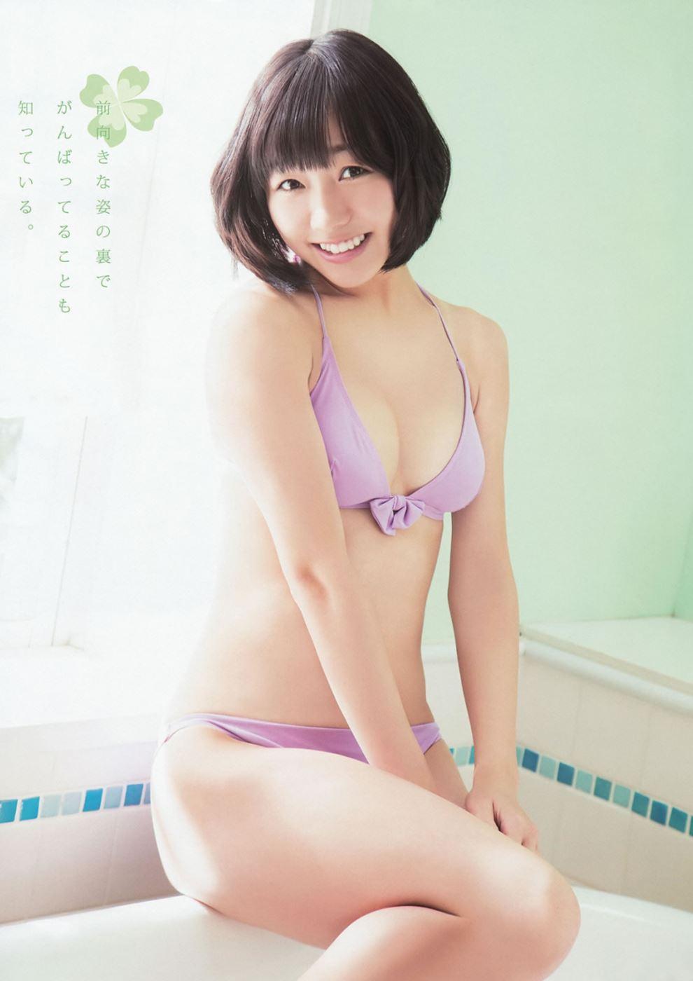 SKE48 須田亜香里 水着グラビア画像 27