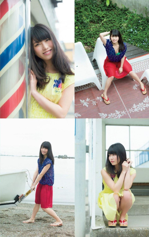 AKB48 横山由依 水着グラビア画像 10