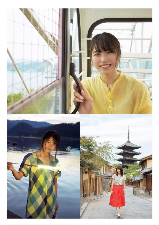 AKB48 横山由依 水着グラビア画像 43