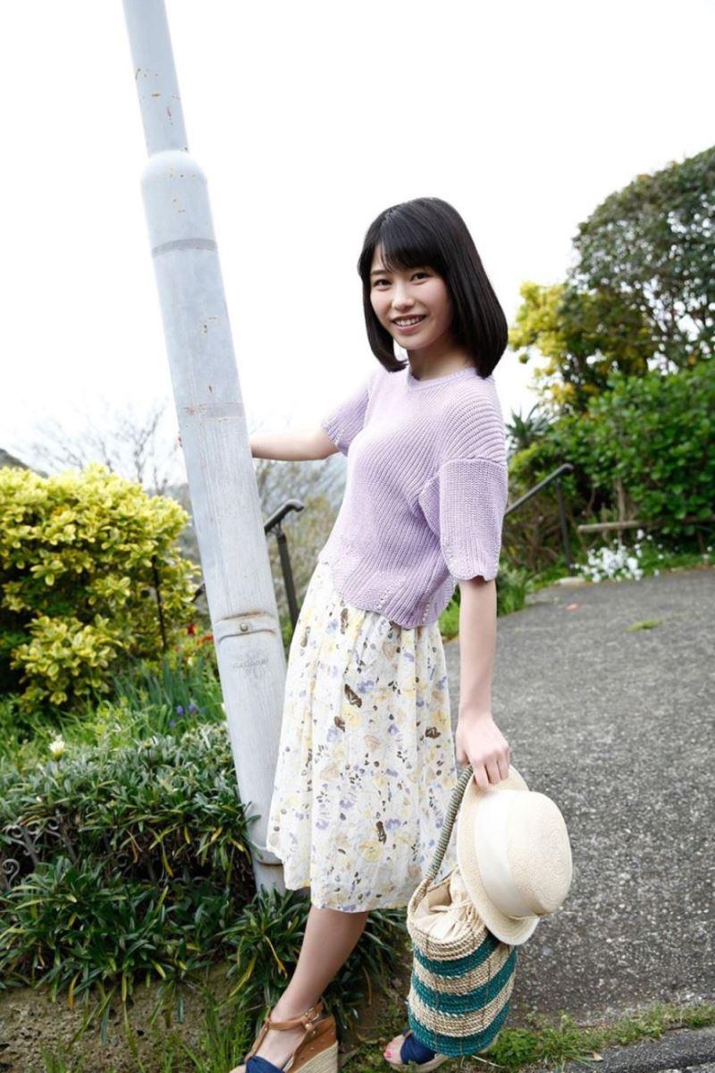 AKB48 横山由依 水着グラビア画像 61