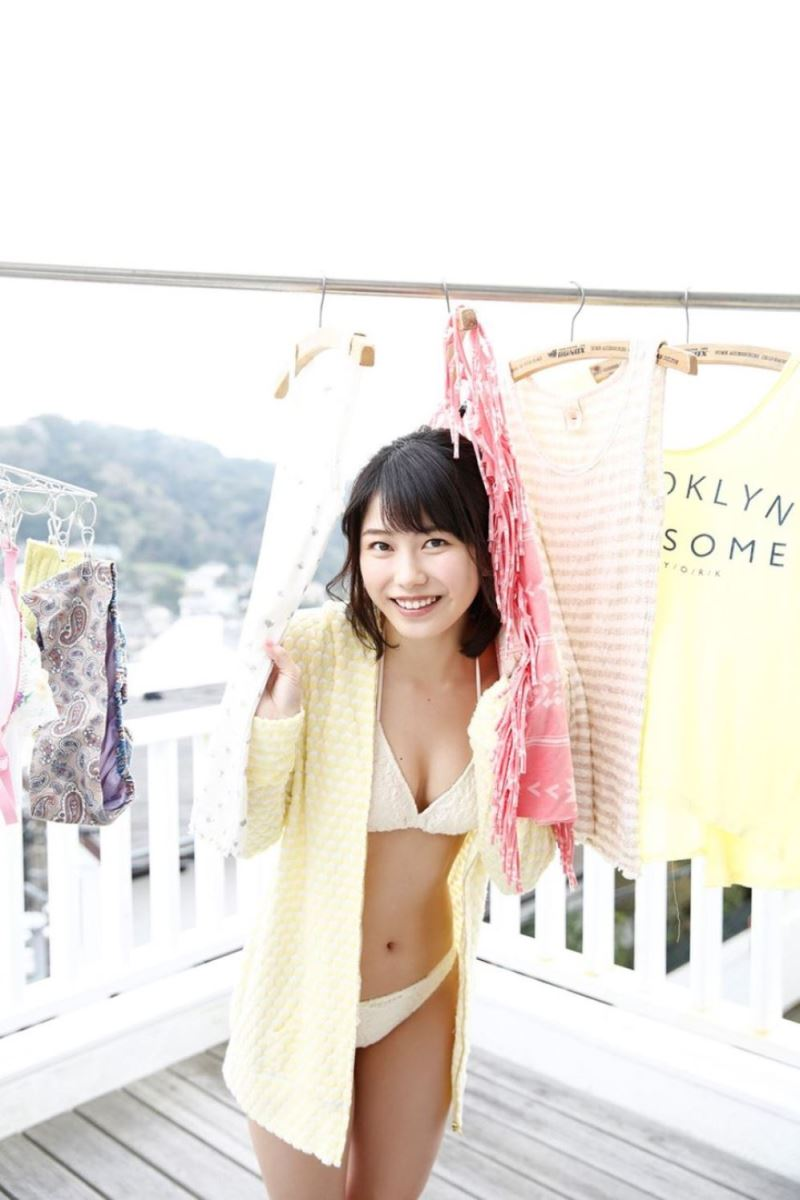 AKB48 横山由依 水着グラビア画像 62