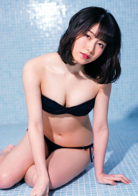 AKB48 横山由依 水着グラビア画像 69