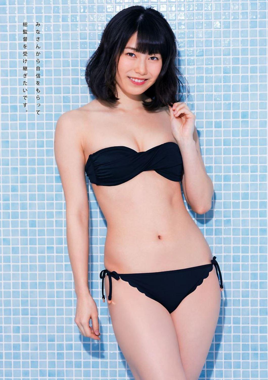 AKB48 横山由依 水着グラビア画像 70
