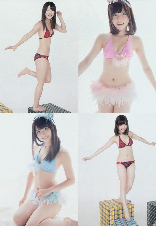 AKB48 横山由依 水着グラビア画像 103