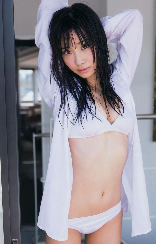 SKE48 柴田阿弥 水着グラビア画像 7