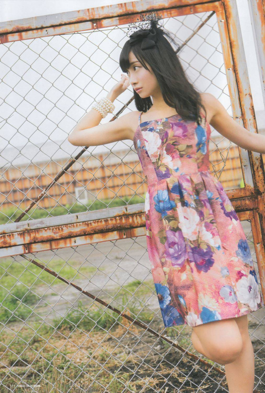 SKE48 柴田阿弥 水着グラビア画像 12