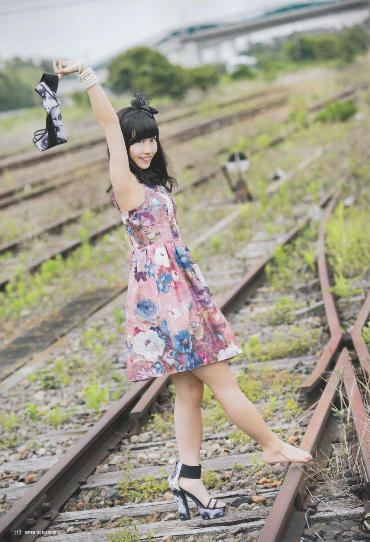 SKE48 柴田阿弥 水着グラビア画像 13