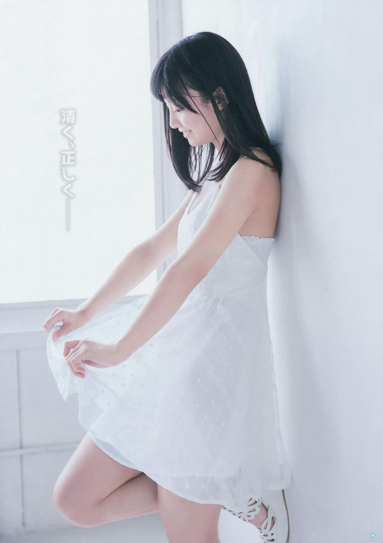 SKE48 柴田阿弥 水着グラビア画像 21