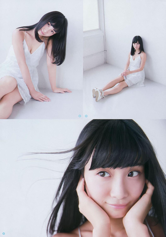 SKE48 柴田阿弥 水着グラビア画像 22