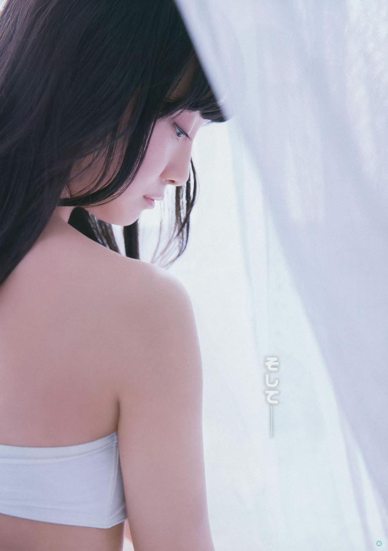 SKE48 柴田阿弥 水着グラビア画像 23