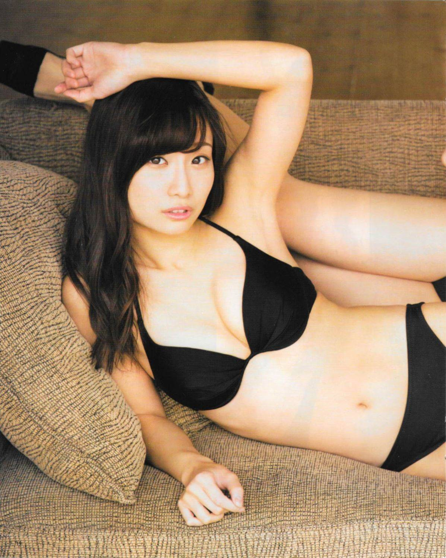 SKE48 柴田阿弥 水着グラビア画像 61