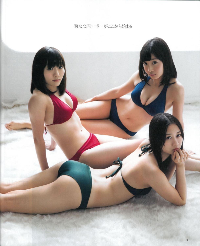 SKE48 柴田阿弥 水着グラビア画像 93