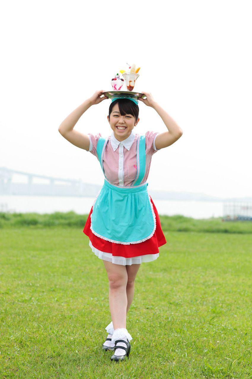 AKB48 峯岸みなみ 最新グラビア画像 15