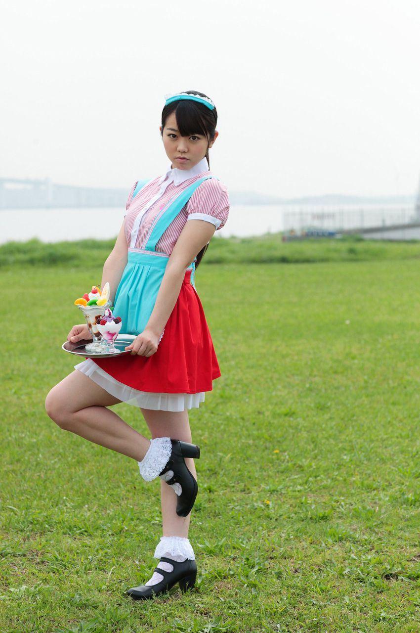 AKB48 峯岸みなみ 最新グラビア画像 17