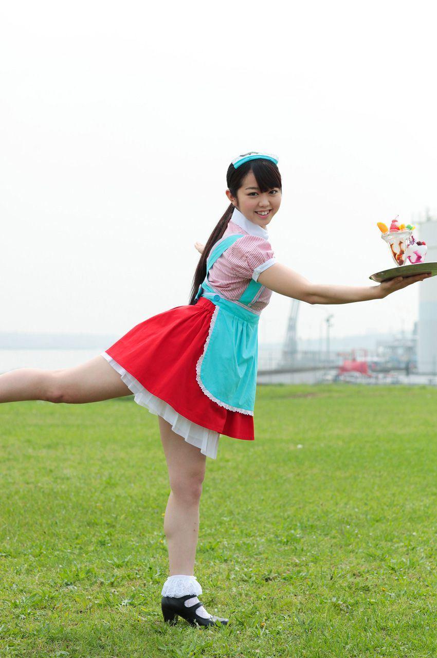 AKB48 峯岸みなみ 最新グラビア画像 18