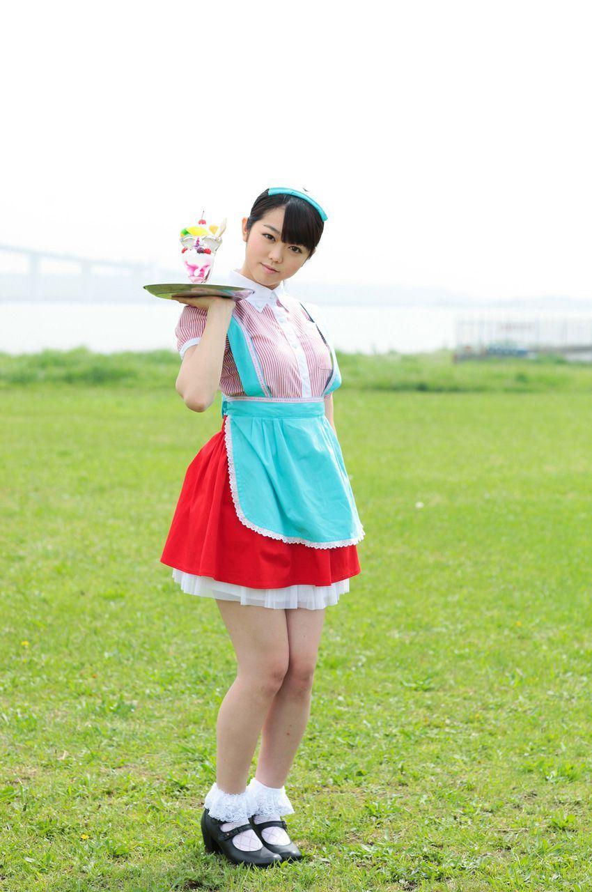 AKB48 峯岸みなみ 最新グラビア画像 19