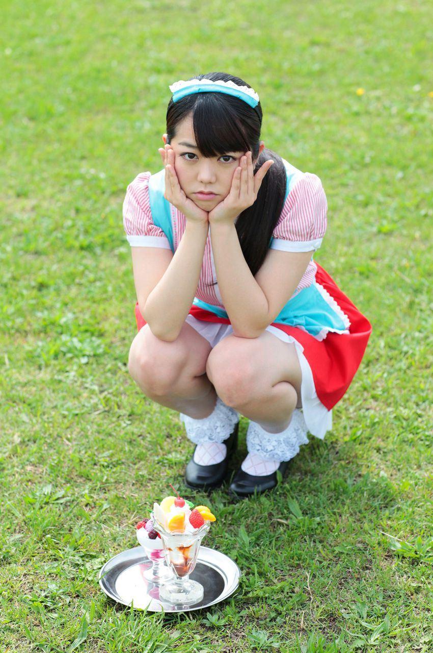AKB48 峯岸みなみ 最新グラビア画像 21
