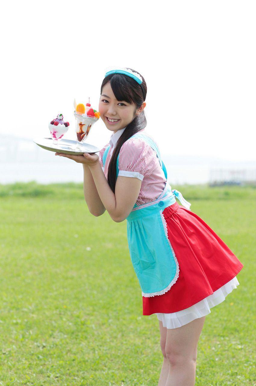 AKB48 峯岸みなみ 最新グラビア画像 22