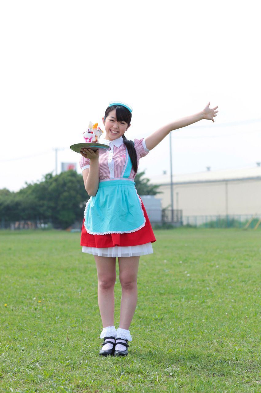 AKB48 峯岸みなみ 最新グラビア画像 23