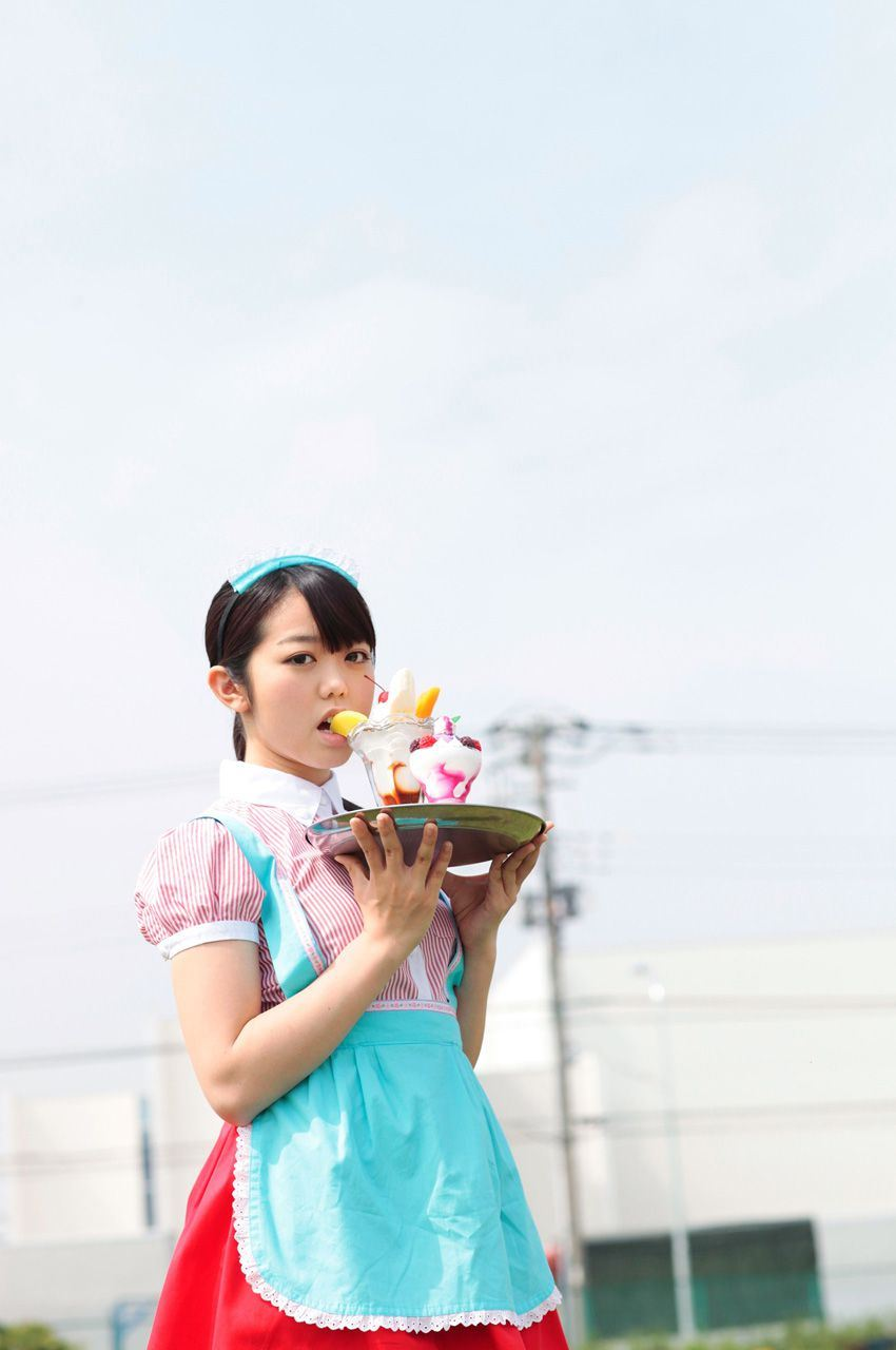AKB48 峯岸みなみ 最新グラビア画像 24