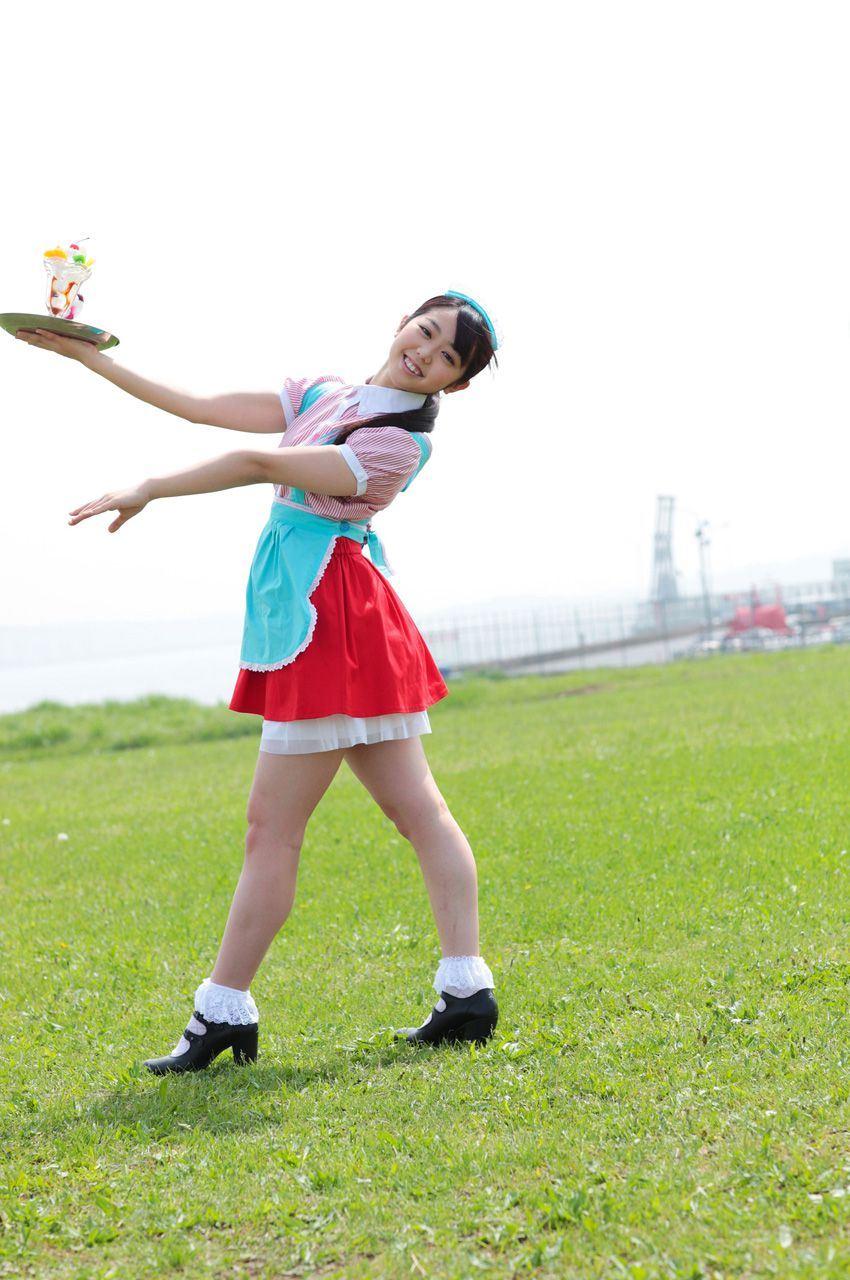 AKB48 峯岸みなみ 最新グラビア画像 25