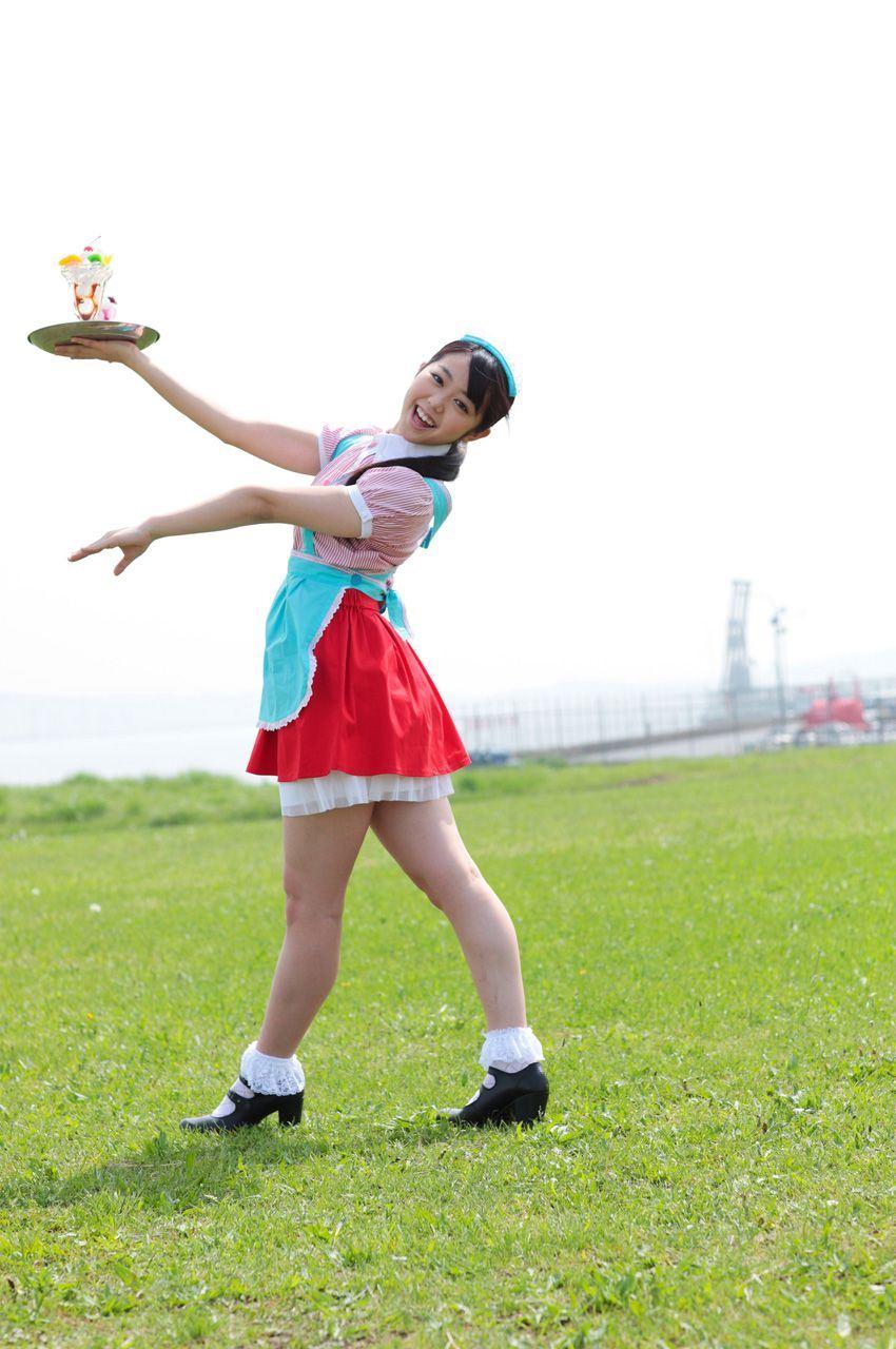 AKB48 峯岸みなみ 最新グラビア画像 26