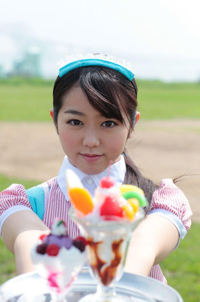 AKB48 峯岸みなみ 最新グラビア画像 28