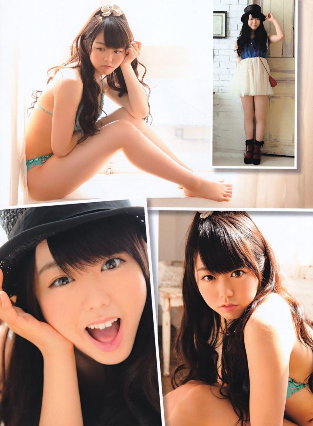 AKB48 峯岸みなみ 最新グラビア画像 60