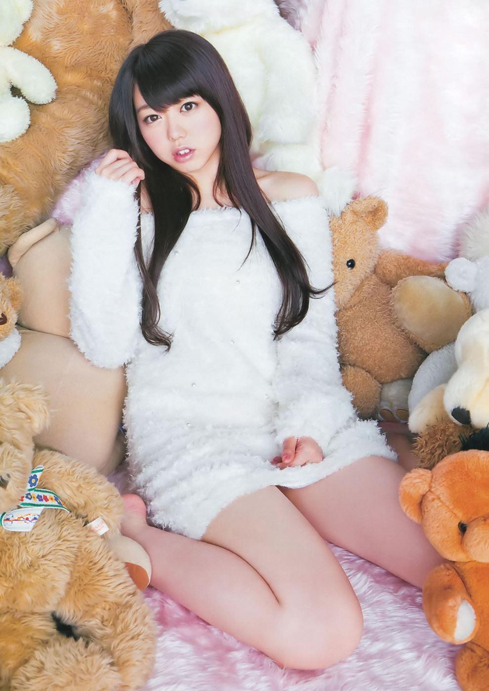AKB48 峯岸みなみ 最新グラビア画像 74