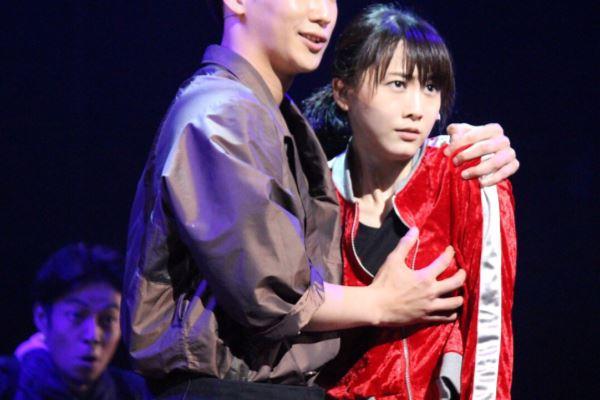 元SKEの松井玲奈がキスされ乳を鷲掴みされる…(※画像あり)
