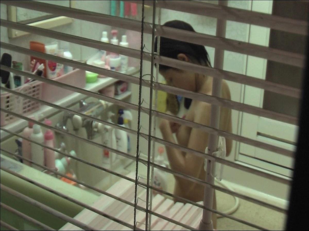 民家 入浴 素人 女性 お風呂 盗撮 エロ画像 3
