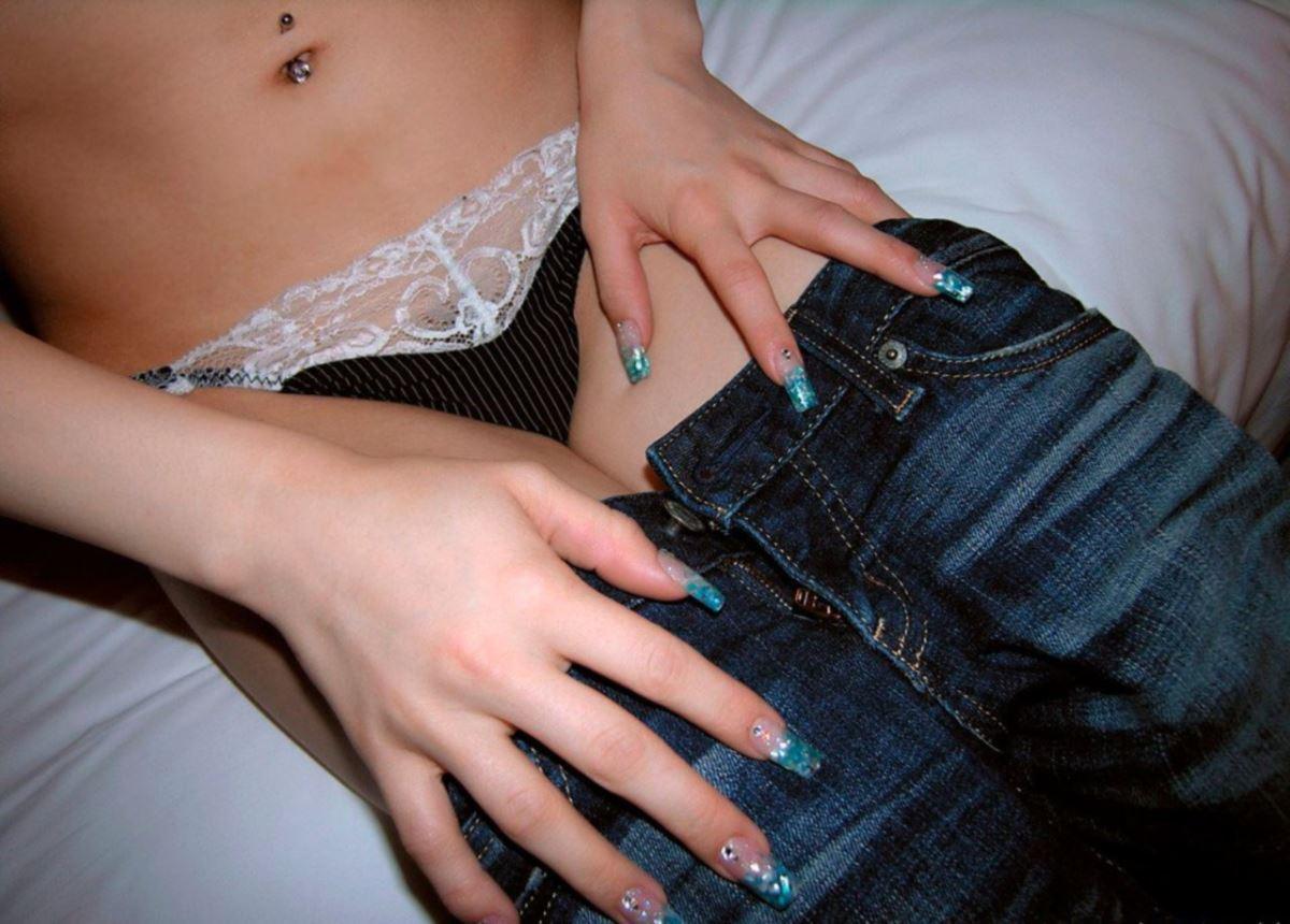 感度抜群 若妻 素人 ハメ撮り セックス画像 24