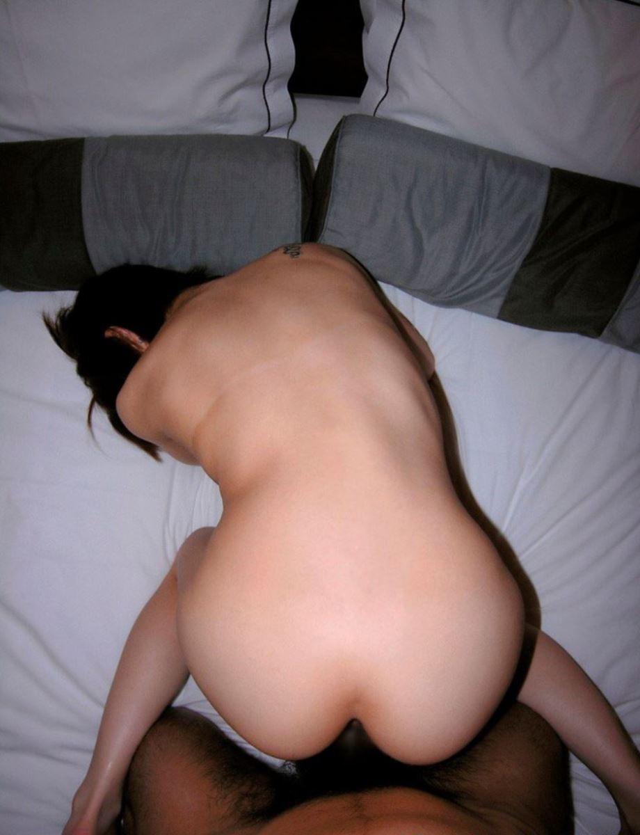 感度抜群 若妻 素人 ハメ撮り セックス画像 52