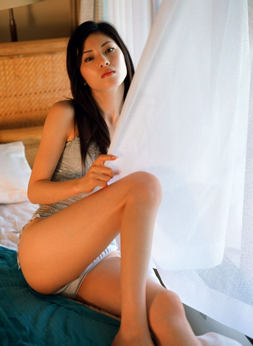 浴衣姿 惚れる 原史奈 水着 グラビア 画像 16