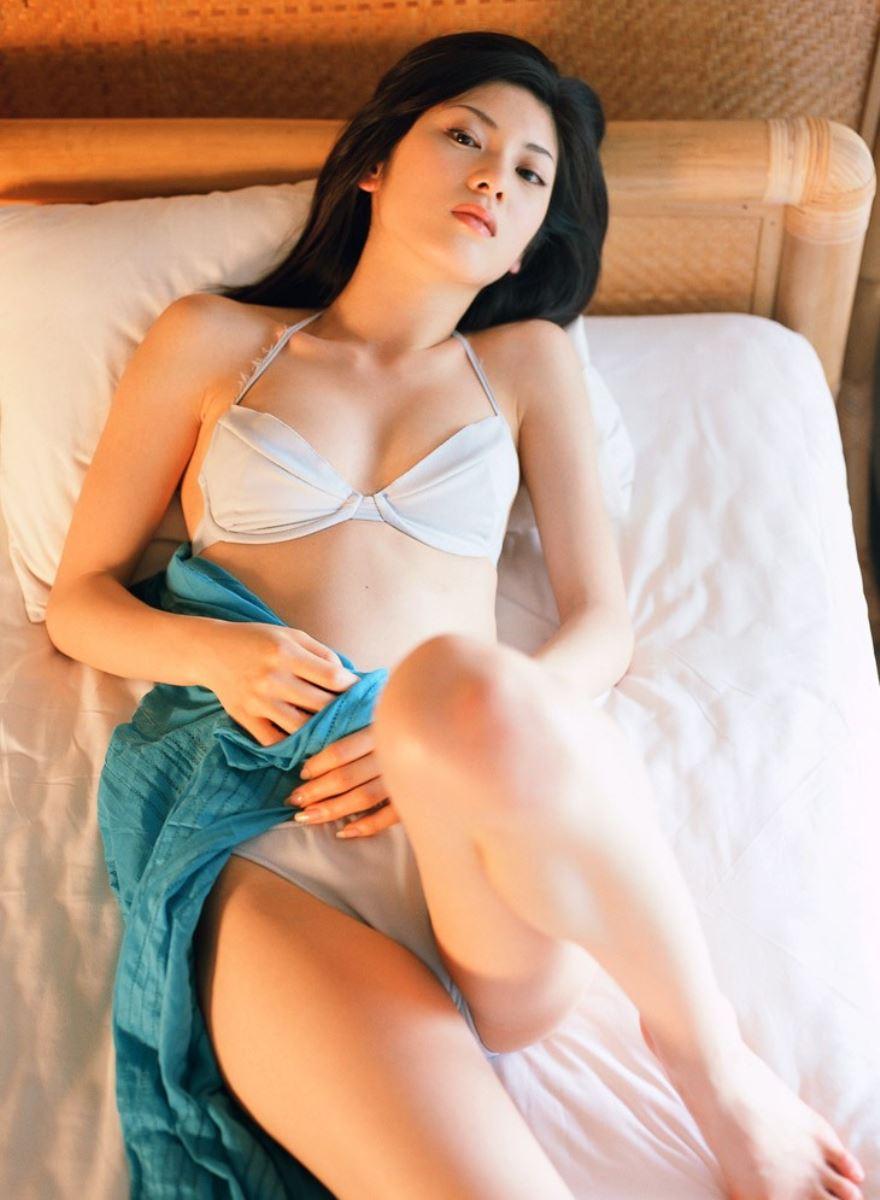 浴衣姿 惚れる 原史奈 水着 グラビア 画像 34