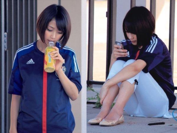 竹内由恵 女子アナ むっちり ピタパン 透けパン マンコ くっきり エロ画像 2