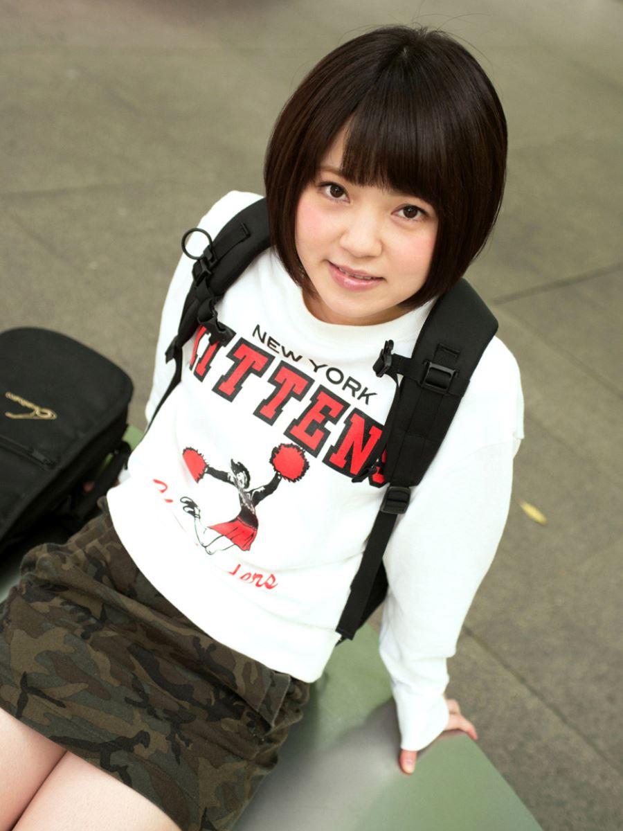 ちっぱい 黒髪少女 電マ責め 埴生みこ セックス エロ画像 6